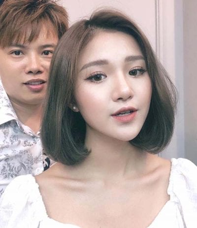 Kiểu tóc ngắn đẹp 2020 dành cho chị em phái nữ - Ảnh 5