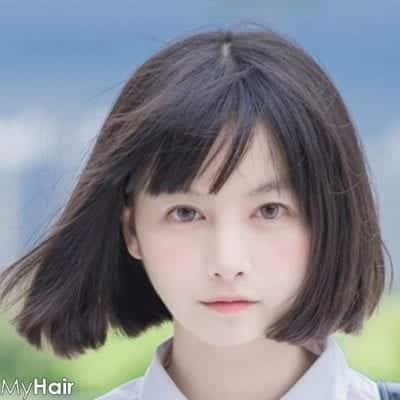Kiểu tóc ngắn 2019 đẹp ảnh 28