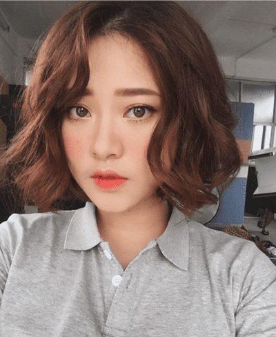 Kiểu tóc ngắn 2019 đẹp ảnh 4
