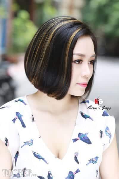 Kiểu tóc ngắn 2019 đẹp ảnh 3