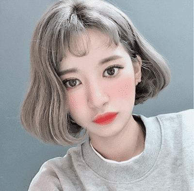 Kiểu tóc ngắn 2019 đẹp ảnh 50