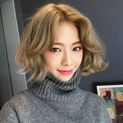 Kiểu tóc ngắn 2019 đẹp ảnh 12
