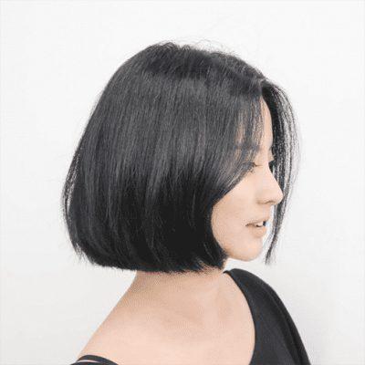 Kiểu tóc ngắn cho mặt vuông dài