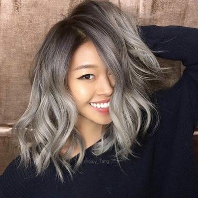 Kiểu tóc ngang vai đẹp nhất 2019 - Ảnh 2