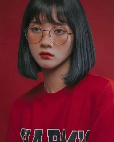 Kiểu tóc ngang vai đẹp nhất 2019 - Ảnh 23