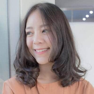 Kiểu tóc ngang vai đẹp nhất 2019 - Ảnh 24