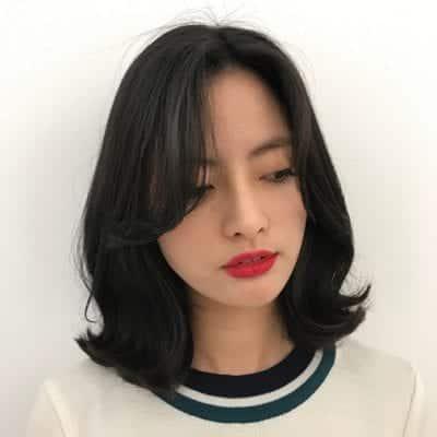Kiểu tóc ngang vai đẹp nhất 2019 - Ảnh 28