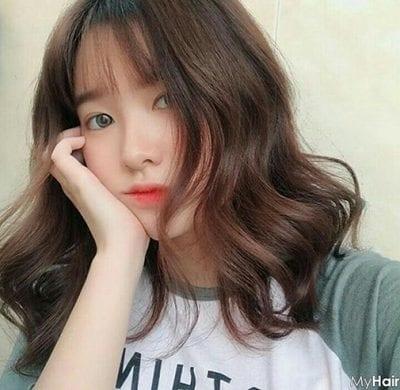 Kiểu tóc ngang vai đẹp nhất 2019 - Ảnh 33