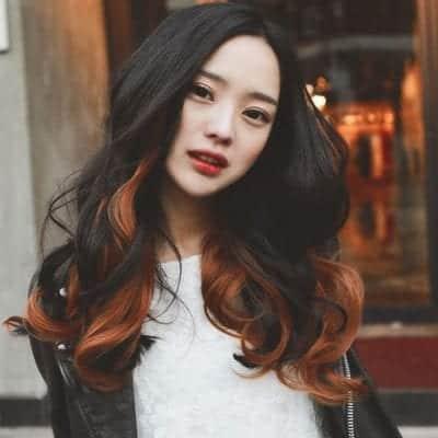 Kiểu tóc xoăn lọn to đẹp nhất năm 2020 - Ảnh 5