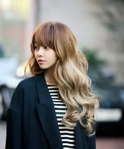 Kiểu tóc xoăn lọn to đẹp nhất năm 2020 - Ảnh 8