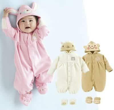 Thời trang bé sơ sinh