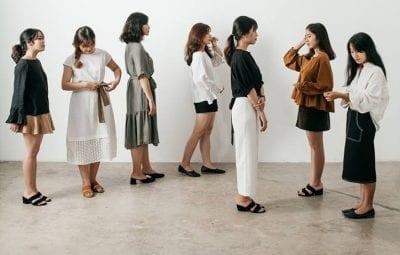 Collection đặc biệt của các người mẫu libestaff