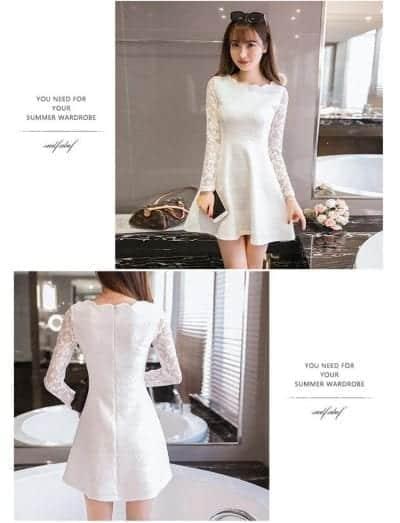 Mini Dress: Item mặc đi đám cưới sang trọng