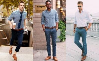 Khám phá: Giày nam màu gì dễ mặc quần áo?
