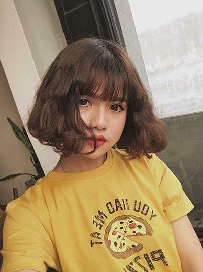 Mốt mới cho nàng tóc ngắn đẹp nhất hiện nay - Ảnh 3