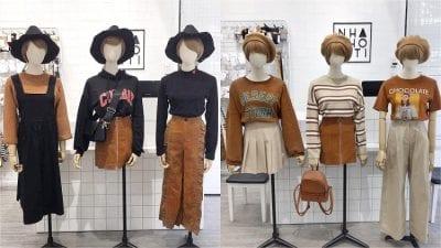 1 số mẫu quần áo nữ tại Liti