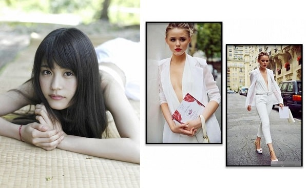 Những cô nàng mặt to nên mặc gì, để tóc nào cho hợp?