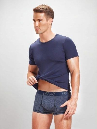 Mặc đồ lót làm nam giới được phái nữ ấn tượng hơn