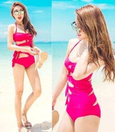 Bikini đi biển cho dáng người thẳng cao