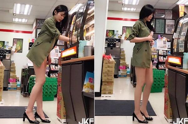 """Phong cách thời trang giấu quần, váy ngắn quá cỡ gây """"hốt hoảng"""" của phụ nữ Trung Quốc"""