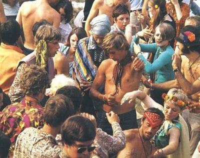 Một phong cách khiến các tín đồ Hippie trông rất kỳ quặc