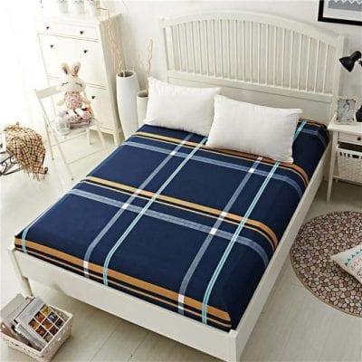 Polyester thường được ứng dụng sản xuất ga giường