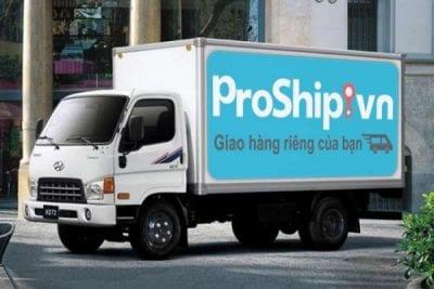 Chành xe uy tín giá rẻ – Proship