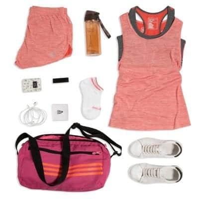 Những vật dụng không thể thiếu khi đi tập Gym