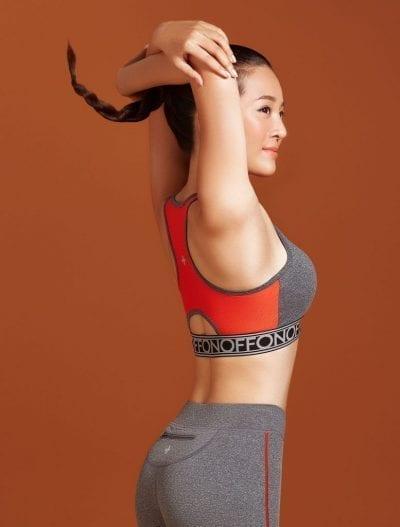 Áo bra thể thao cho nữ