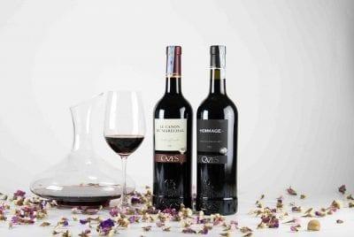 Rượu vang mang đến không khí lãng mạn cho ngày sinh nhật của chàng