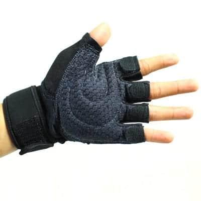 Làm găng tay bảo vệ từ sợi spandex