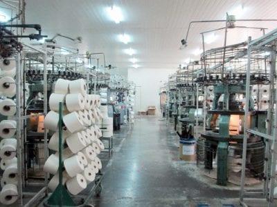 Công nghệ sản xuất sợi spandex