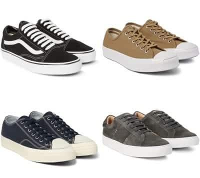 Sneakers cổ điển