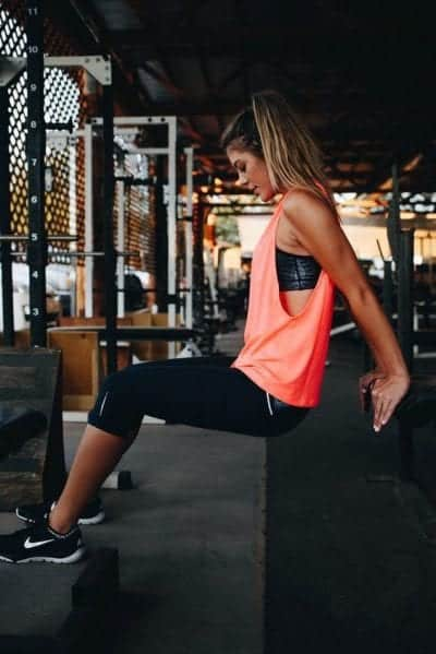 Mặc quần áo tập Gym đem lại cho bạn hiệu quả cao trong tập luyện