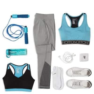 Một set đồ phù hợp cho các bài tập cardio