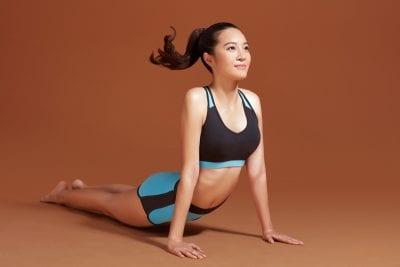 Chọn loại quần short phù hợp với yoga