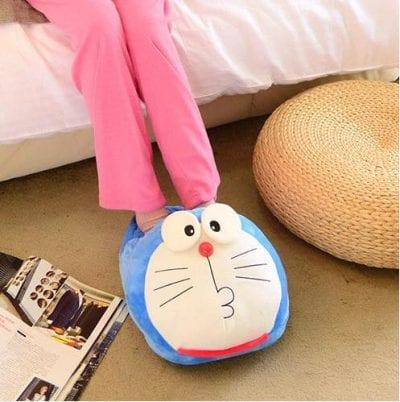 Túi sưởi được thiết kế với nhiều hình dáng ngộ nghĩnh, đáng yêu