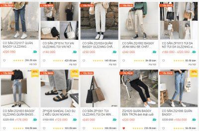 Gian hàng của @monstorehanoi tại Shopee – là shop yêu thích và có rất nhiều sản phẩm bán chạy với mức giá chỉ từ 200k-300k.