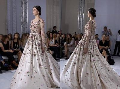 Thời trang Haute Couture tinh xảo, xa hoa