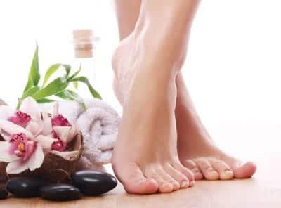 Sử dụng các loại thuốc chống mùi mồ hôi chân