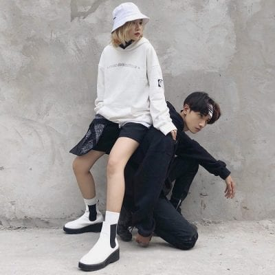 Hoodie Toby Streetwear