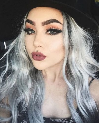 Kiểu tóc màu bạch kim - Ảnh 3