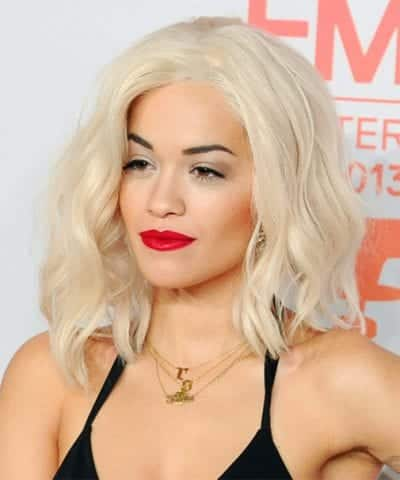 Kiểu tóc màu bạch kim - Ảnh 8