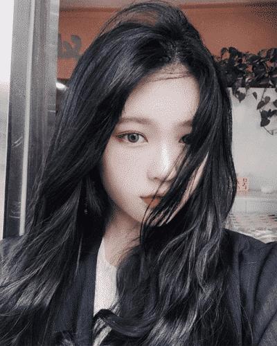 Kiểu tóc màu đen khói - Ảnh 23