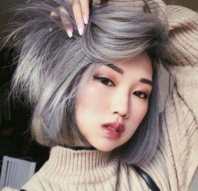 Tóc màu khói - Ảnh 1
