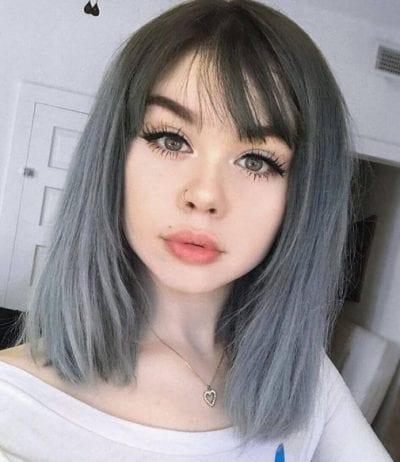 Tóc màu khói - Ảnh 25