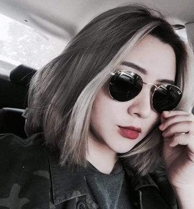 Tóc màu khói - Ảnh 27