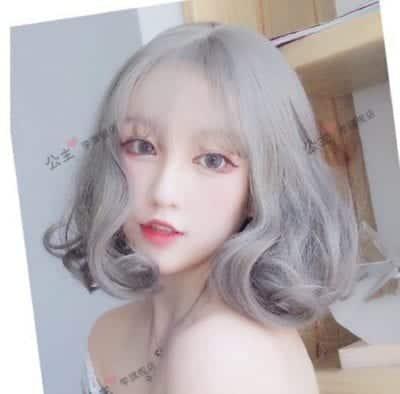 Tóc màu xám tro - Ảnh 9