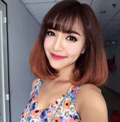 Kiểu tóc ngắn uốn cụp - Ảnh 10
