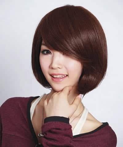 Kiểu tóc ngắn uốn cụp - Ảnh 23